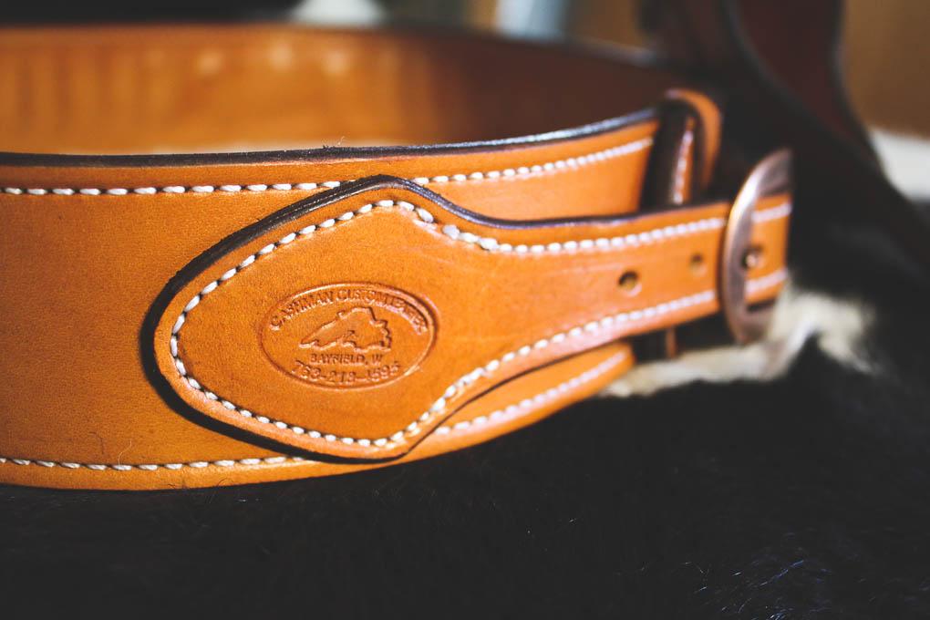 Custom Gun Holster and belt