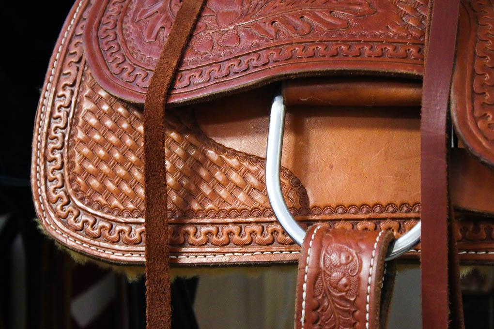 Saddle Repair and Making